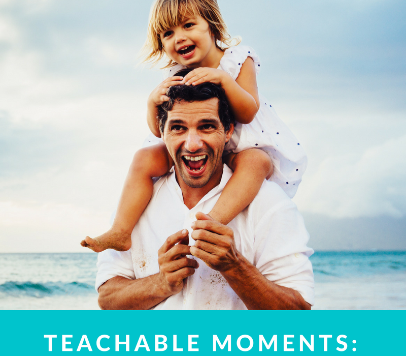 Teachable Moments: Becoming Your Own Priority